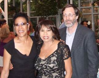Bettye Lavette, Candi Staton and Randall Grass
