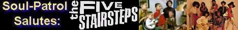 Classic Soul Music Five Stairsteps, Baby Makes Me Feel So Good, World of Fantasy, Danger (She