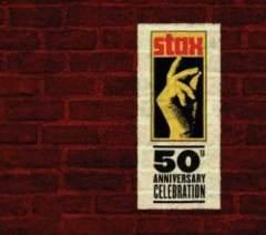 Stax 50th Anniversary Celebration [BOX SET] [IMPORT]