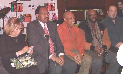 STAX Press Confrence