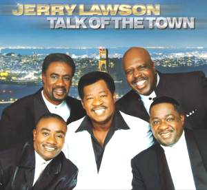 New Release: Jerry Lawson - Talk of the Town