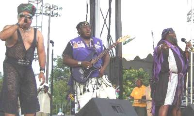 Up Close and Personal With Original P-Funk (In Baltimore 8/18/2007)
