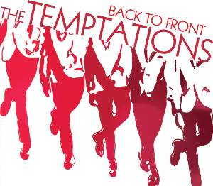 NEW RELEASE: Temptations - Back To Front