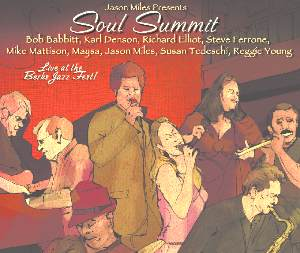 Click Here to get more info about Jason Miles - Soul Summit