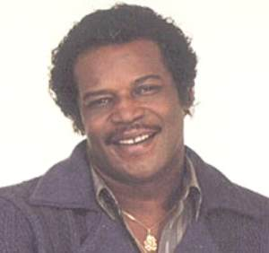 Pervis Jackson of the Spinners