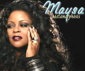 NEW RELEASE - Maysa: Metamorphosis