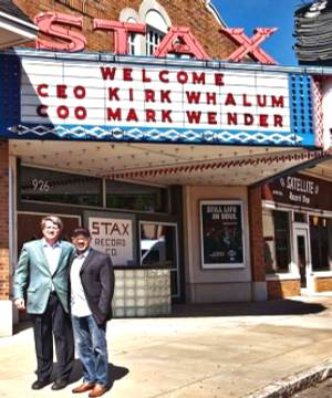 Press Release: Kirk Whalum Now Ceo Of Soulsville Foundation!!