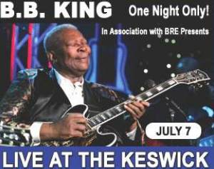 Concert Review: BB King @ Keswick in Philly (July 5th, 2010)