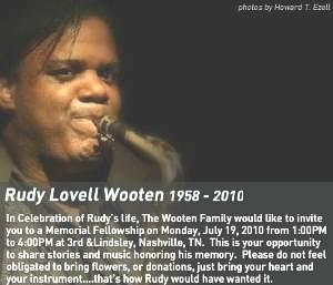 Rudy Wooten