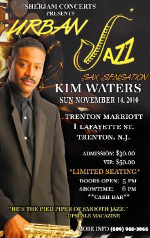 Review: Kim Waters, Clifford Adams & New Perspective @ Trenton NJ Marriot (11/14/2010) (What Happens when a smooth jazz event turns into a FUNKSHOW)