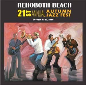 Concert Review - Celebrating the Music of GroverWashington Jr @ Rehoboth Beach Jazz Festival (10/16/2010)