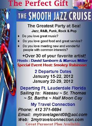 The Smooth Jazz Cruise - 2012