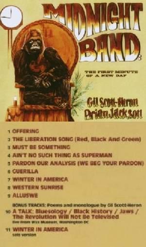 Gil Scott-Heron