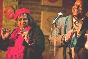 NYC Soul-Patrol Event: Meet & Greet + Listening Party + Q&A Forum w/ 2010 Grammy Nominee & Soul Music Legend BETTY WRIGHT @ Billie Black