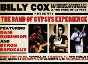 Concert Review - Billy Cox: The Last Gypsy