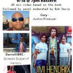 Replay (9/18 @7pm) – SOUL-PATROL SPOTLIGHT BROADCAST – Jimi Hendrix Black Legacy Retrospective