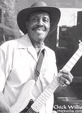 A Real Blues Artist And Innovator (by Chick Willis)