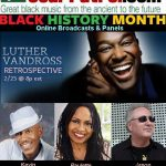 Luther Vandross – Career Retrospective Panel Discussion (Video Replay)